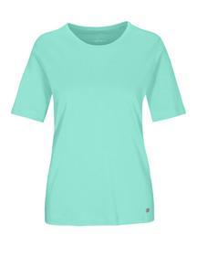 (S)NOS Rdh.-Shirt, 1/2 Arm,uni - 512/512 TUERKIS