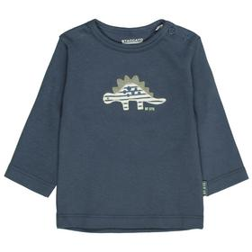 Kn.-Shirt - 619/WASHED BLUE