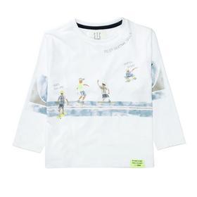 Kn.-Kap.-Shirt - 100/WHITE