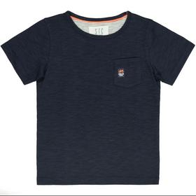 Kn.-T-Shirt - 624/DEEP MARINE