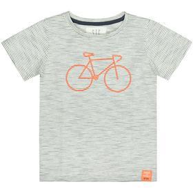Kn.-Streifen T-Shirt - 101/OFFWHITE-STR.