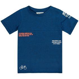 Kn.-T-Shirt - 600/BLUE STRUCTURE