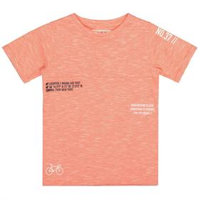 Kn.-T-Shirt - 400/TOMATO STRUCTURE