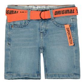 Kn.-Jeans-Bermudas + G