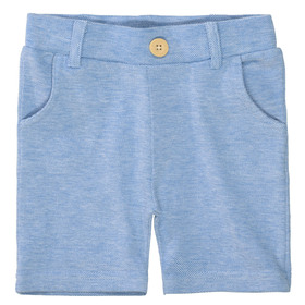 Kn.-Shorts - 600/BLUE STRUCTURE