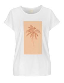 Front-Print T-Shirt