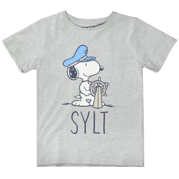 Ki.-T-Shirt Snoopy Steuerrad