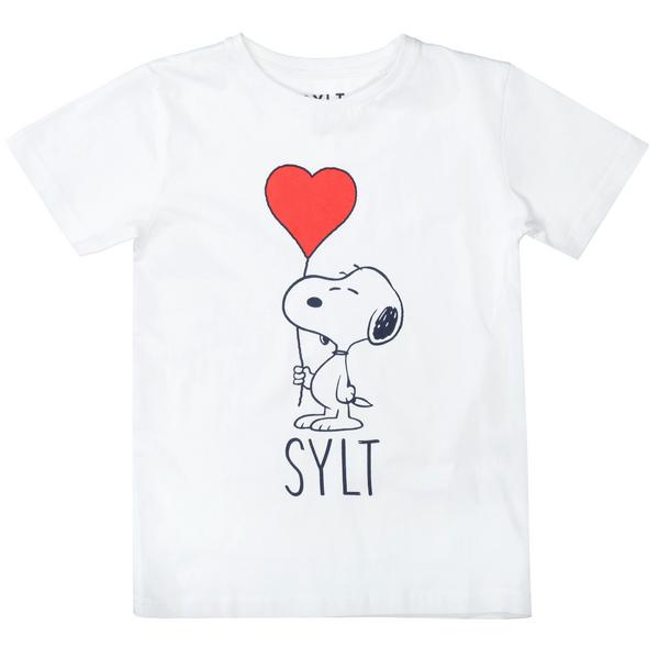 Ki.-T-Shirt Snoopy Herz