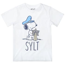 He.-T-Shirt Snoopy Steuerrad