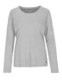 Rundhalsshirt aus Pima Cotton