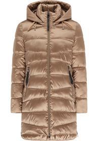 Mantel mit Kapuze Winter