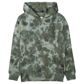 Hoodie im Camouflage-Design