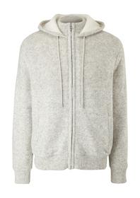 Jacke langarm - 94X0/grey knit