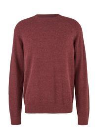 Pullover langarm - 49X0/purple kni
