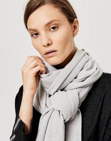 Astara scarf - 8057/iron grey melange