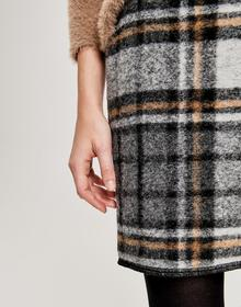 Ravenna wool check