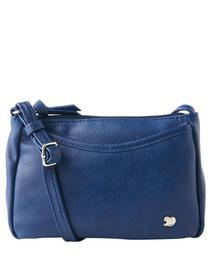 CILIA Handtasche, blau - 50/blau