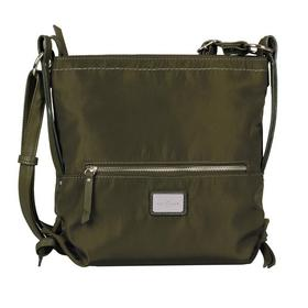ELIN NYLON Crossbag, khaki E - 35/khaki