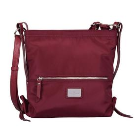 ELIN NYLON Crossbag, wine E - 48/wine