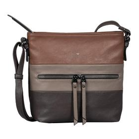ELLEN Cross bag, grey - 70/grey