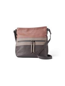 ELLEN Hobo bag, grey - 70/grey