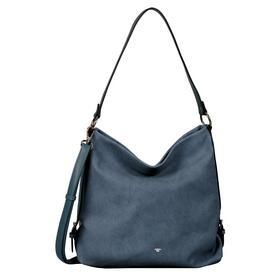 PERUGIA Hobo bag, mid blue