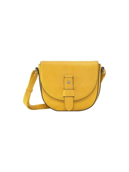 MATERA Flap bag, yellow - 93/yellow