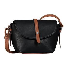 NOVARA Flap bag, black - 60/black