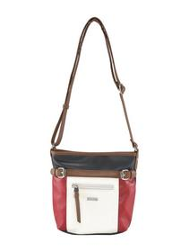 JUNA Cross bag, mixed maritim - 144/mixed maritim