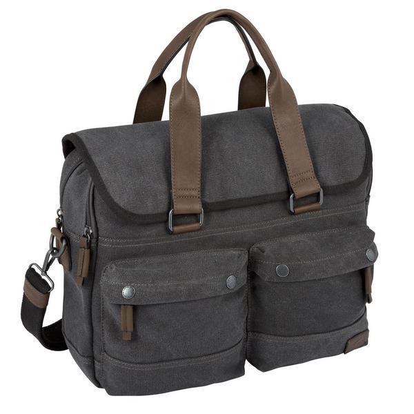 Molina, Business bag, dark blue - 58/dark blue