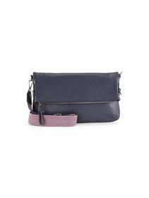 EMILA Cross bag, dark blue - 53/dark blue
