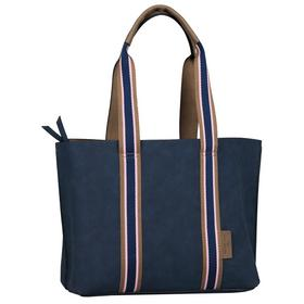 DANJA Shopper, mid blue