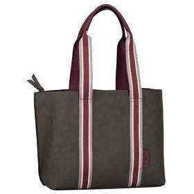 DANJA Shopper, dark grey - 71/dark grey