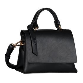 DARIA Flap bag, black - 60/black