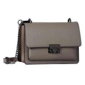 TIA Flap bag, mixed grey - 141/mixed grey