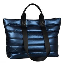 HANNA Shopper, metallic blue - 123/metallic blue