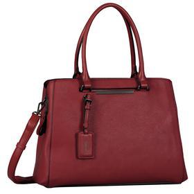 LORA Shopper, dark red - 41/dark red