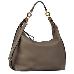 MARIAN Hobo bag, taupe - 21/taupe