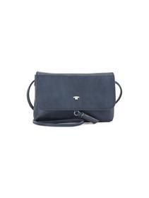 LUNA Flap bag, dark blue - 53/dark blue