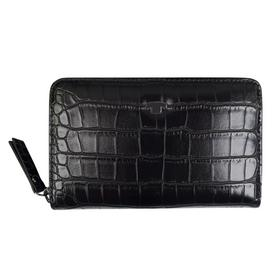 MARIS Wallet, croco black