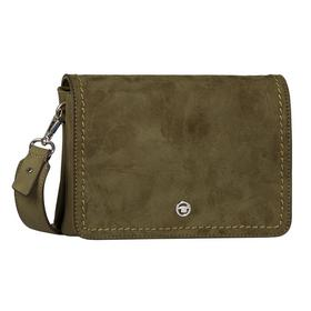 FIRENZE Flap bag, khaki