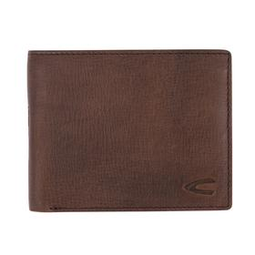 Salo,Wallet, dark brown