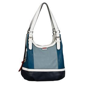 JUNA Shopper, mixed blue