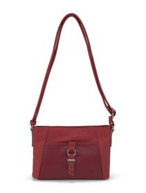 LONE Cross bag, red - 40/red