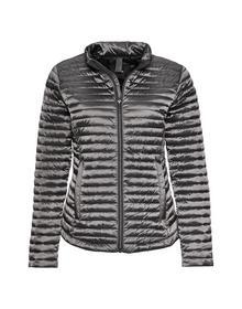 Hula shiny - 8055/slate grey melange