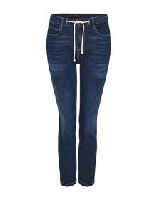 Louis dark blue - 7424/dark washed blue