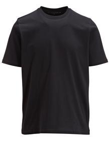 Rdh.-T-Shirt Doppelpack NOS, SCHWARZ