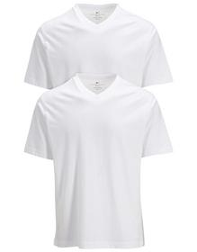 NOS V T-Shirt Doppelpack uni