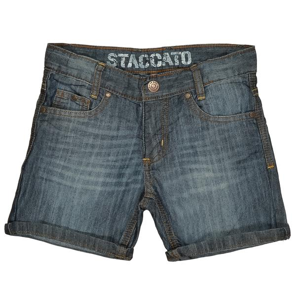 Kn.-Jeans-Shorts