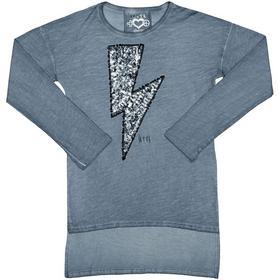 Longshirt - 821/STEEL